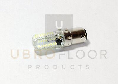 As010200 Led Lightbulb For Clarke Super 7 Or B2 Edger Replaces 911113 Light