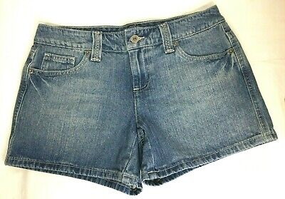 Tommy Hilfiger Junior Denim Classic Jean Shorts Mid Rise Size 2