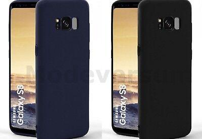 Ultra Slim Soft TPU Handy Schutz Hülle Case Matt Flexibel Cover Etui Bumper 1 mm - Soft Tpu Bumper Case