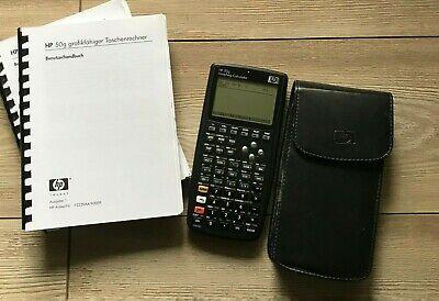 Taschenrechner Hewlett-Packard HP-50g Graphik-Taschenrechner