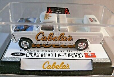 CABELA'S F-150 GigPig Customs Hot Wheels Ford Firearms Guns F150 Truck Hunting
