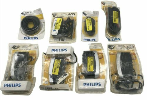 RF Modulator Bundle 5 Phillips RG6 Coaxial Cable Stereo Audio Cable