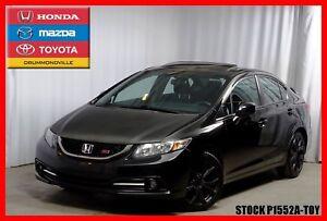 2013 Honda Civic Si / GPS / Ecran tactile / Sièges chauffants
