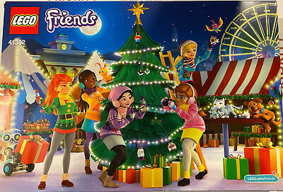 LEGO® Friends Advent Calendar 41382 [New Toy] Calendar, Brick
