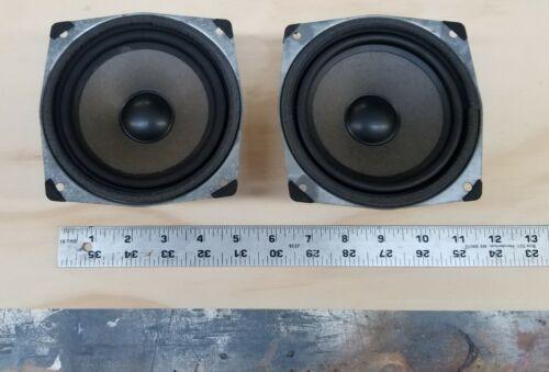 REDUCED! Bang Olufsen Redline RL 140 Mid Range Speaker pair