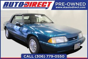 1993 Ford Mustang LX CONVERTIBLE | AUTOMATIC | ALLOY'S |
