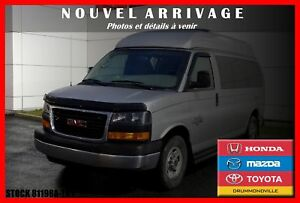 2014 GMC Savana 2500 !!!! SAFARI CONDO !!!!