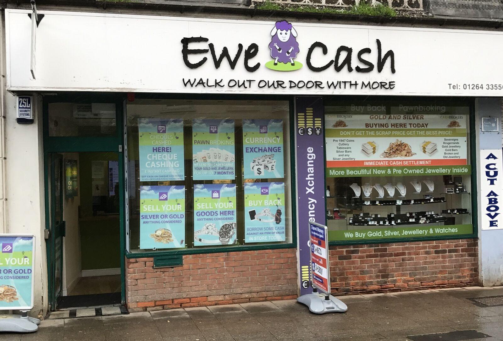 Ewe Cash