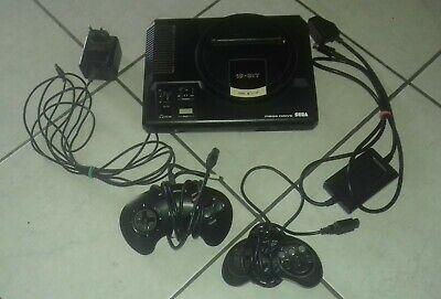 Console Sega Megadrive 1 Avec 2 Manettes