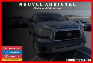 2007 Toyota Tundra SR5 5.7L V8*CLIMATISEUR* CONSOLE 8 PIEDS*