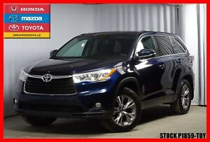 2016 Toyota Highlander LE +TRACTION INTÉGRALE+ CUIR*GROUPE COMMO