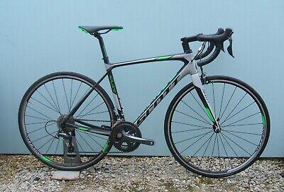 SCOTT Solace '30' Men's Carbon Road Bike: 52` Frame - Small