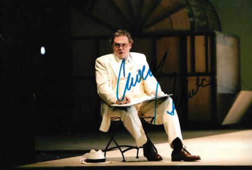 Michael Schade Opera signed 8x12 inch photo autograph