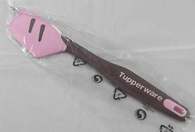 Tupperware D 167 Griffbereit Top-schaber Topschaber Braun Pink Rosa Neu Ovp