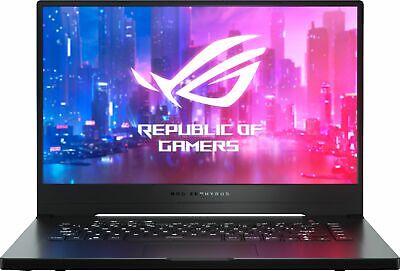 """ASUS - ROG Zephyrus G 15.6"""" Gaming Laptop - AMD Ryzen 7 - 16GB Memory - NVIDI..."""