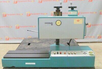 Pmc Industries Contoureader 125 Precision Contour Reader Metrology
