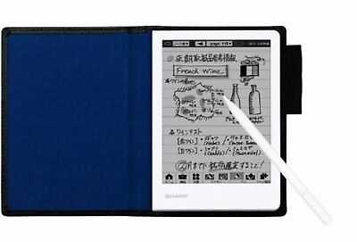 Sharp Electronic Memo Pad Wg-N10 Free Shipping with Tracking# New from Japan