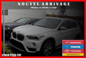 2018 BMW X1 **GROUPE LUXE ESSENTIEL** PANORAMIQUE