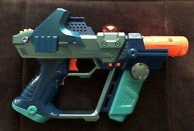 Tiger Electronics Lazer Tag Team Ops BLUE Laser Gun 2004](laser tag tiger electronics)