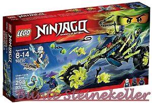 LEGO® Ninjago Exklusiv: 70730 Kettenrad-Hinterhalt & 0.-€ VERSAND & OVP & NEU !