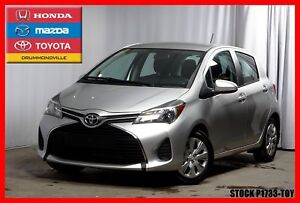 2015 Toyota Yaris LE / TRES BAS KM / AIR CLIM