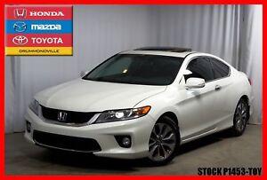 2013 Honda Accord EX-L-NAVIGATION **2000$ DE REDUCTION!**