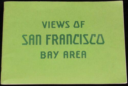c.1938 VIEWS OF SAN FRANCISCO BAY AREA, GABRIEL MOULIN STUDIOS