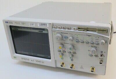 Agilent 54810a Infinium Oscilloscope 2 Channel 500mhz 1 Gsas