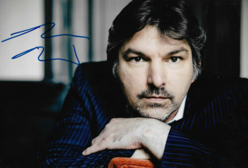 Thomas E. Bauer Opera signed 8x12 inch photo autograph