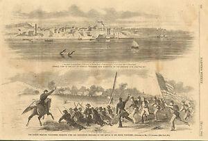 Civil-War-8th-Missouri-Volunteers-Battle-Of-Pea-Ridge-Memphis-TN-w-Text