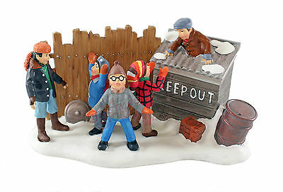 Department 56 A Christmas Story Village Bullies in the Alley 4036718