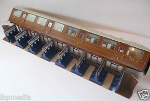 HORNBY LATEST GRESLEY LNER 1ST CLASS COACH INTERIOR DETAIL KIT  LHP HD600