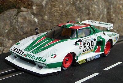 Sideways LANCIA STRATOS TURBO Gr.5 in 1:32 auch für Carrera Evolution       SW59