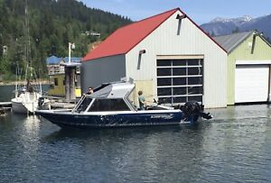 2016 kingfisher discovery 2025 HHT fishing boat