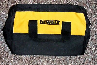 DeWALT BLACK AND YELLOW 13 X 9 X 9