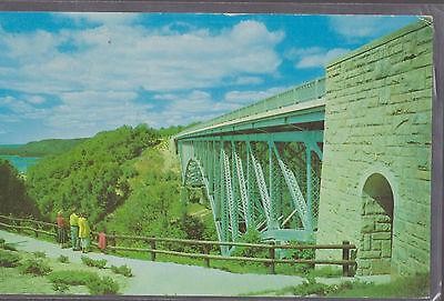The Cut River Bridge Michigan Upper Peninsula     A4