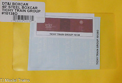Tichy Train Group O #10138O DT&I Boxcar 40' Steel Boxcar (O Scale)