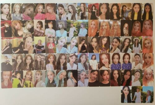 Loona 12:00 Midnight Album Official Photocards (Read Desc)