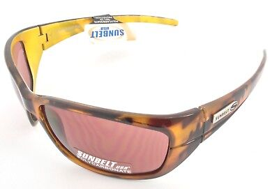 SUNBELT MENS WOMENS NWT 649T FAST TRACK SUNGLASSES WITH MINOR (Fasttrack Shades)