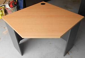 Study/Home Office Desk Belrose Warringah Area Preview