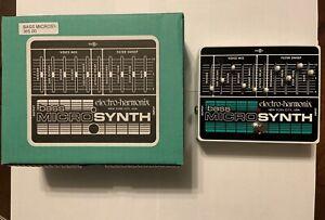 Bass Micro Synth de Electro-Harmonix