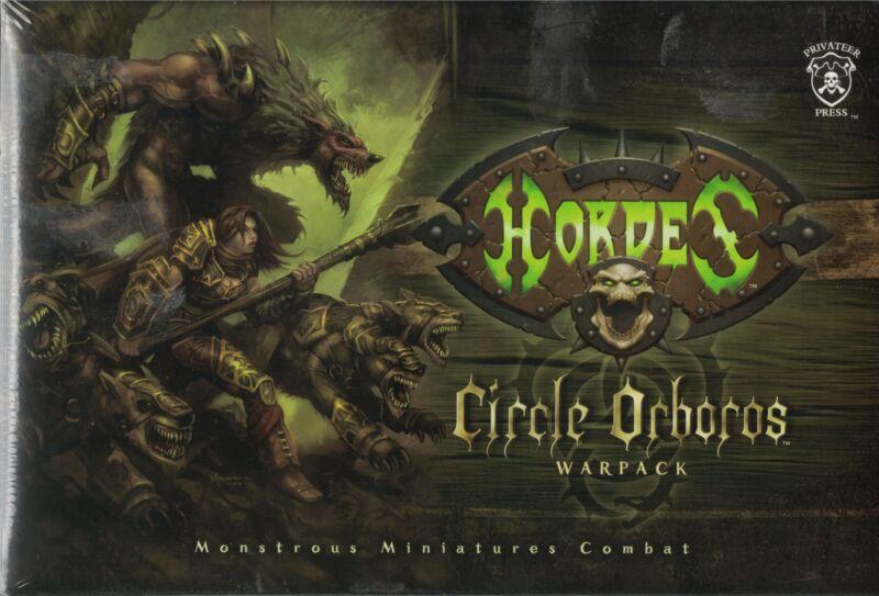 Circle Orboros Warpack