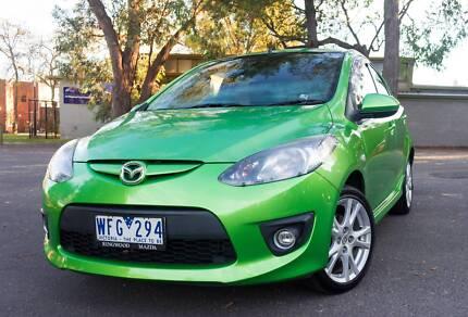 2007 Mazda 2 Genki DE series 1 Auto hatchback   Cars, Vans & Utes ...
