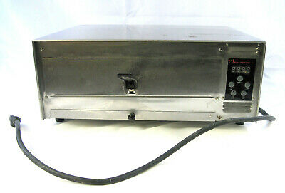 Wisco Model 425a Digital Commercial Counter Top Stainless Steel Pizza Oven -gc