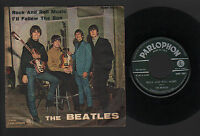 7, Beatles Rock And Roll Music / I'll Follow The Sun 1964 Italy Parlophon Green -  - ebay.it