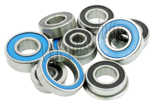 Hybrid Ceramic Ball Bearing Bearings MR2427RS 24x37x7 mm QTY 1 MR2427-2RS