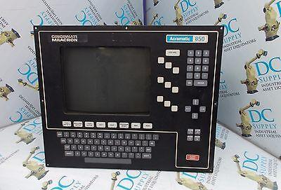 Cincinnati Milacron Acramatic 3-525-0970a Rev G.t.2 Operator Station