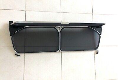 Bentley Continental GTC Convertible Wind Deflector 3W7.862.528.C Screen OEM