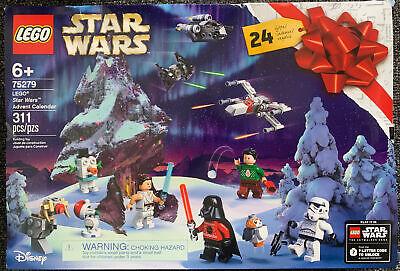 Lego 75279 Star Wars Advent Calendar 2020 Christmas Minifigure Darth Vader NEW