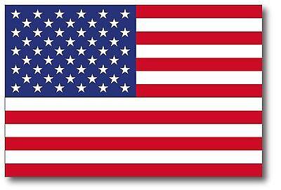 "American Flag car magnet 4"" x 6"" Fridge Mailbox Sign Heavy Duty Buy2 Get3rd Free"